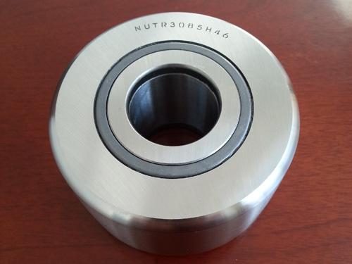平挡圈滚轮轴承NUTR结构